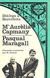 Maria Aurèlia Capmany i Pasqual Maragall: caminant junts per la ciutat